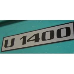 Unimog U1400...