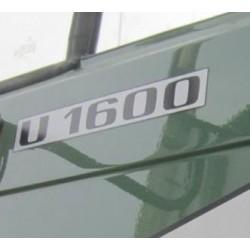 Unimog U 1600...