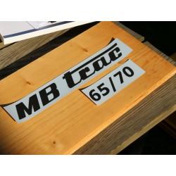 MB TRAC 65/70...