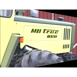 MB TRAC 800...