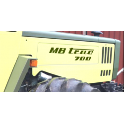 MB TRAC 700...
