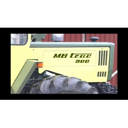 MB-TRAC 900 Aufkleber Set...