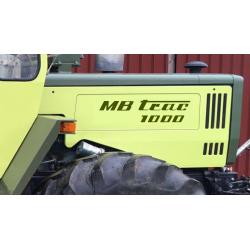 MB-TRAC 1000 Aufkleber Set...